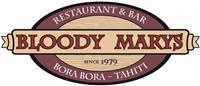 Bloody Mary's Restaurant, Bora Bora, Tahiti, French Polynesia
