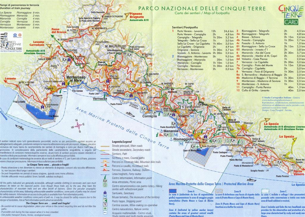 The 5 Villages of Cinque Terre, Italy - Family Adventuring Map Of Cinque Terre Villages on coastline of cinque terre map, tuscany vineyards map, italy map,