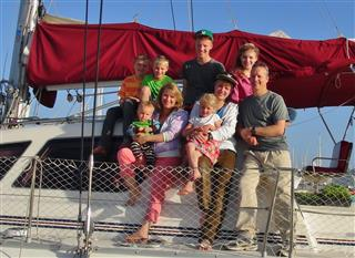 Schafer Family Sailors