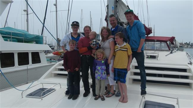 Or sailing crew