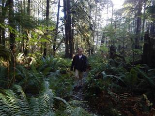 Thurlow Island Hike