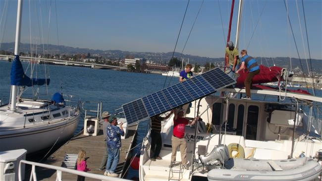 Adding Solar Panels